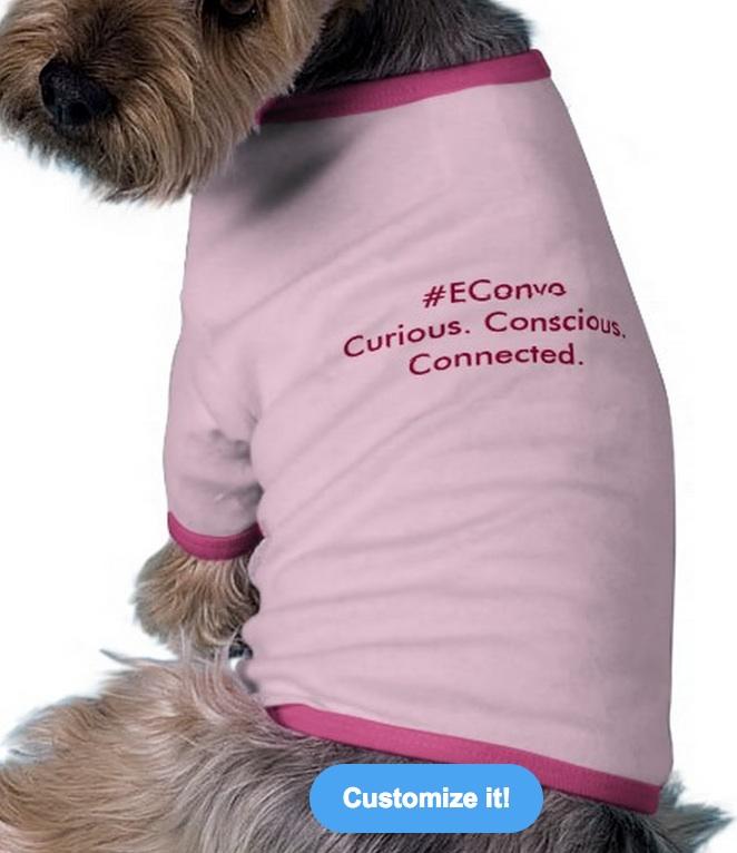 EPIPHANY Inc Female Doggie T-shirt