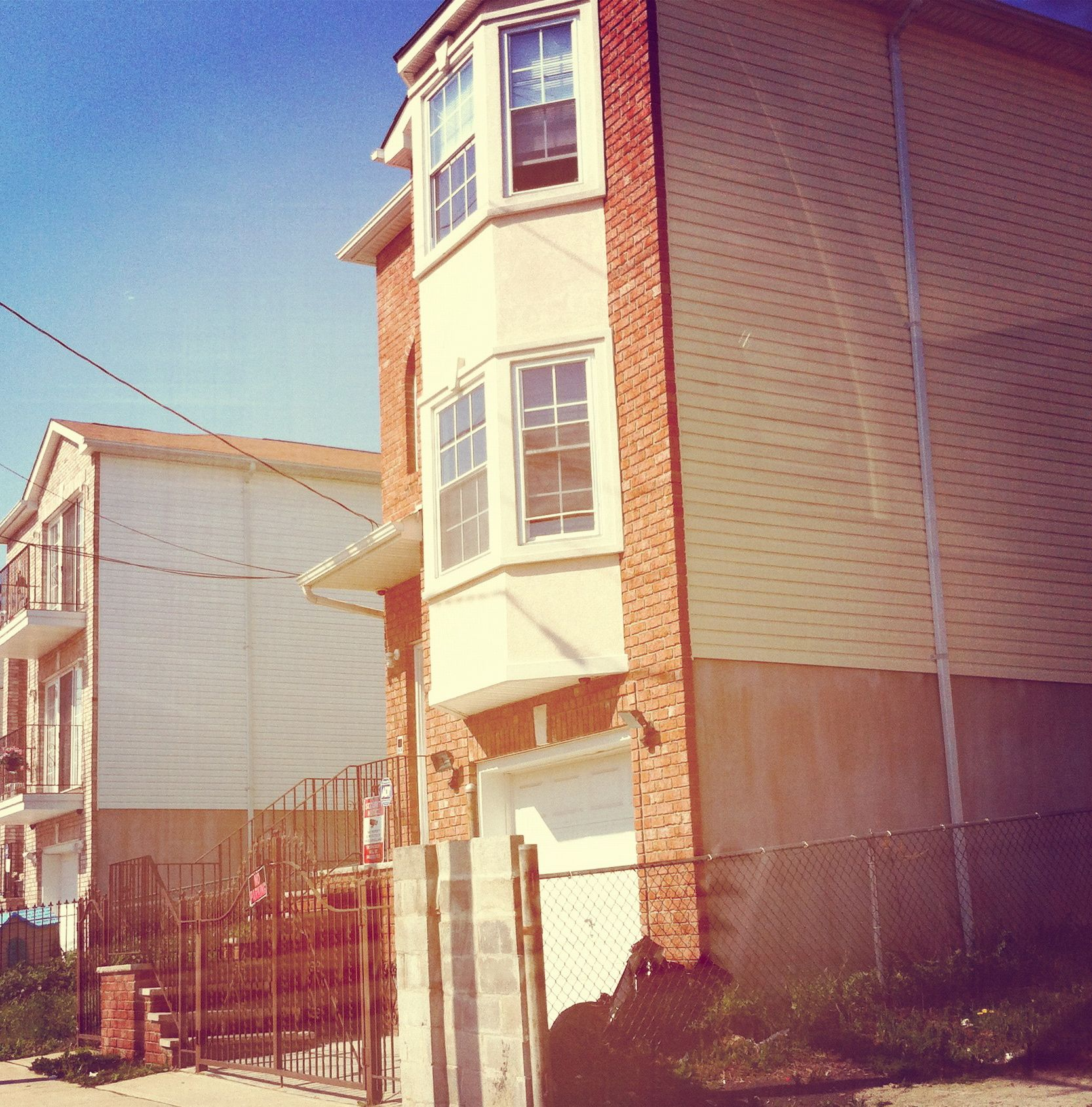 Buyer needed for the abandoned house and large lot to the right of this beautiful home in Newark, NJ. Grab this opportunity for a steal and help us keep the peace.