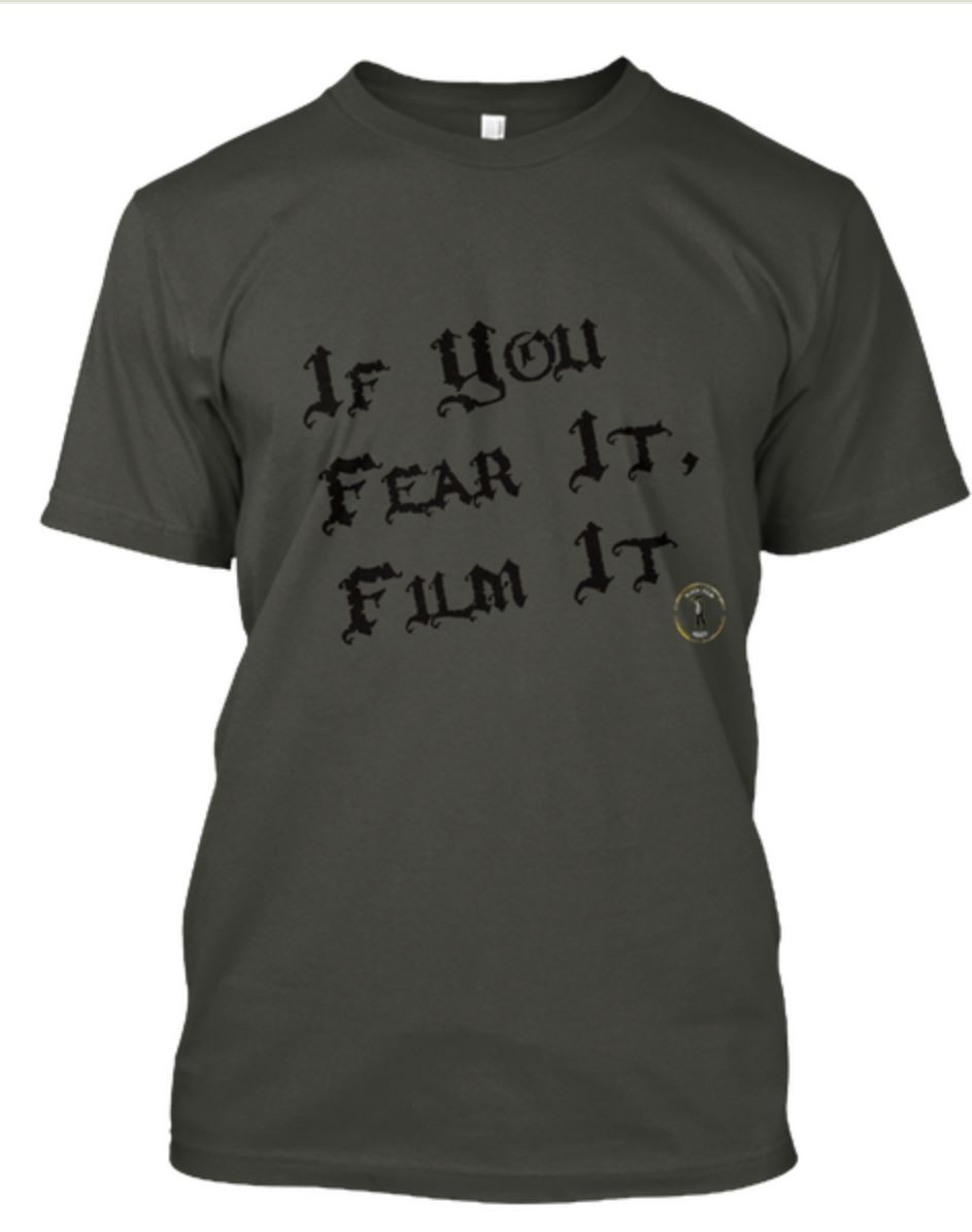 #BlackFilmPirate Mens BL Short Sleeve
