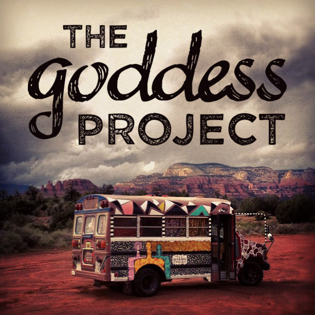 Embody Your Muse - The Goddess Project