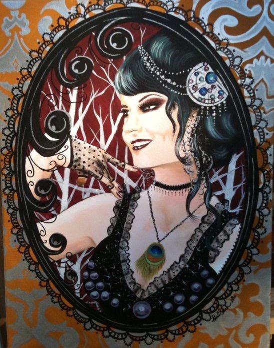 Embody Your Muse - Alicia Maynard - Bellydancer