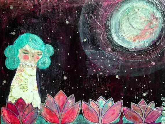 Embody Your Muse - Lara Cornell - Lotus Garden