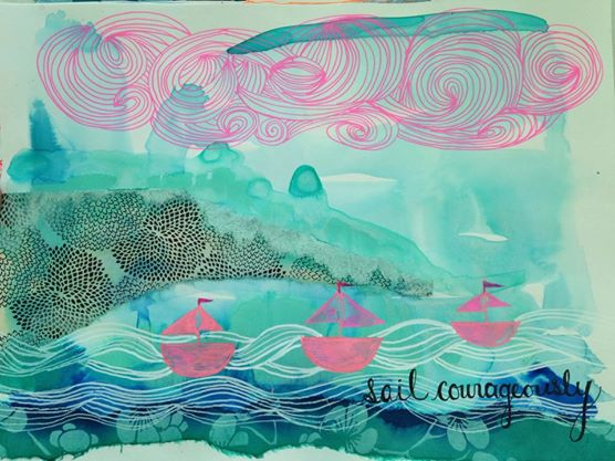 Embody Your Muse - Lara Cornell - Sail Courageously