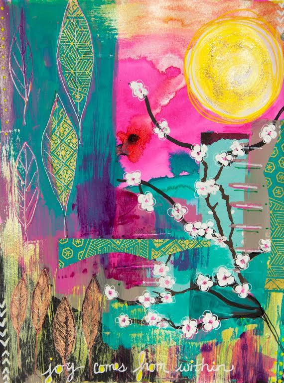 Embody Your Muse - Lara Cornell - Joy