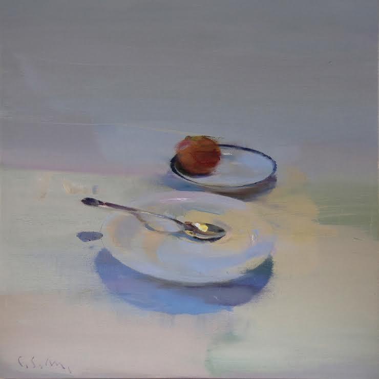 Creative Spotlight: Carlos SanMillán - Objects on the Table #1