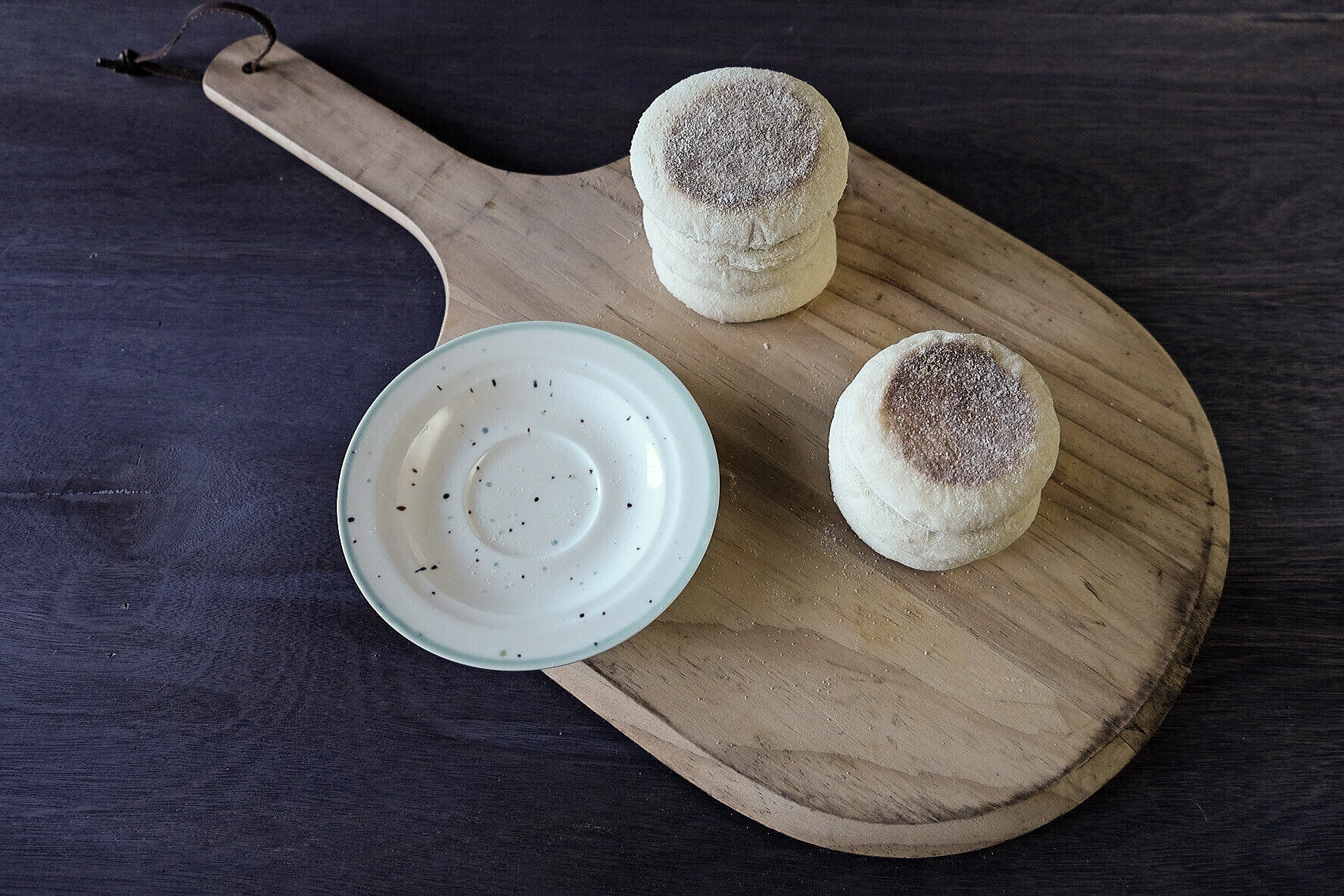 Embody Your Muse - English Muffins