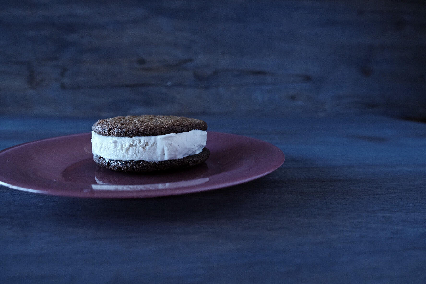 Farmgirl Susan's Molasses Ginger Spice Snap Cookies - Ice Cream Sandwiches!