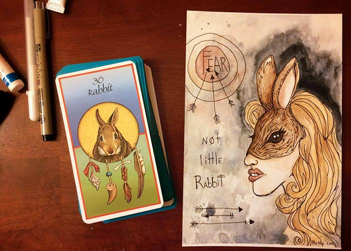 Embody Your Muse Creative Spotlight: Retta Ritchie-Holbrook