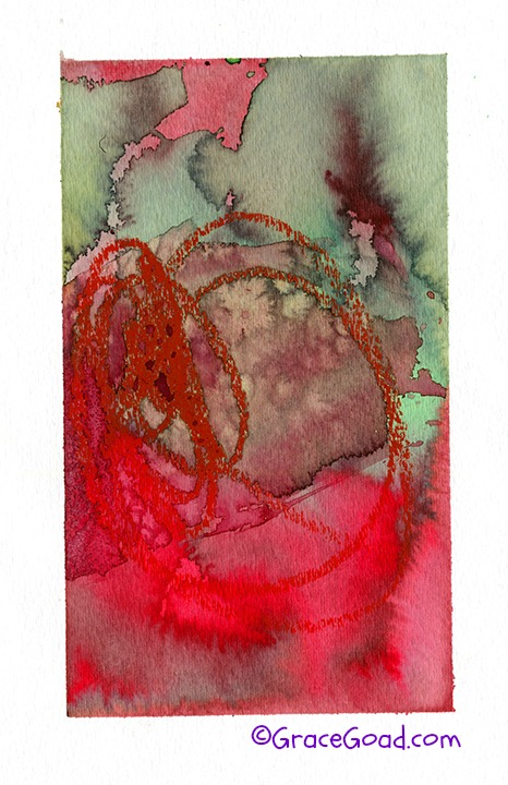 Embody Your Muse Creative Spotlight: Grace Goad (Red Circles on Red)
