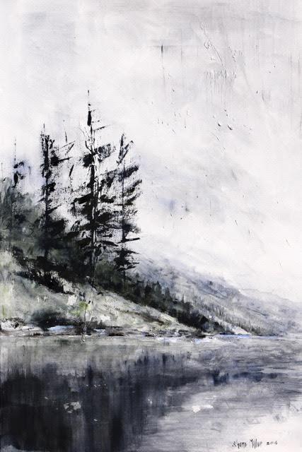 "Embody Your Muse Creative Spotlight: Shane Miller ""As the Rain Falls"""
