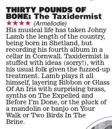 Scottish Daily Express Review.