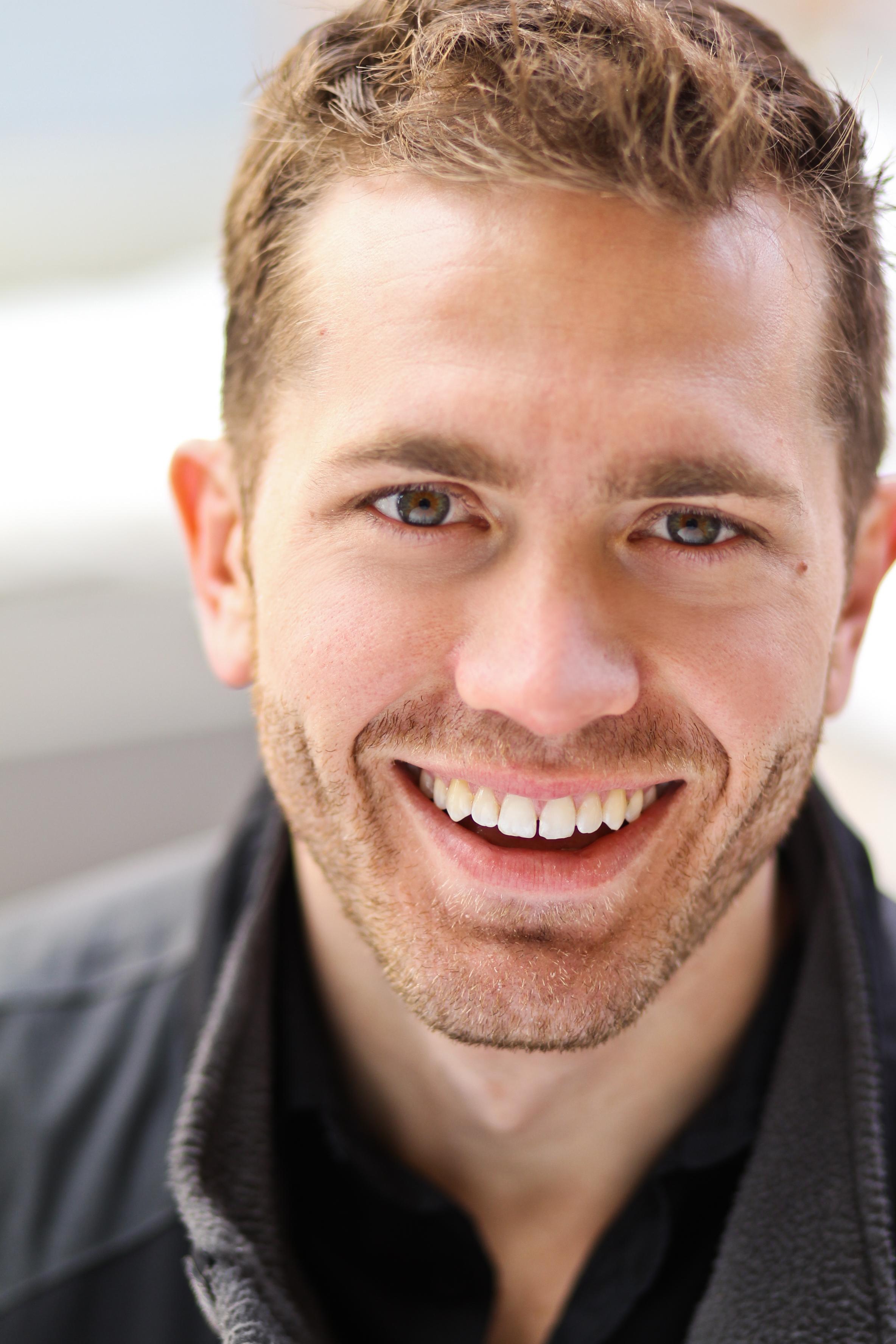 Conrad Shaw - Writer/Actor/Filmmaker/Smiler