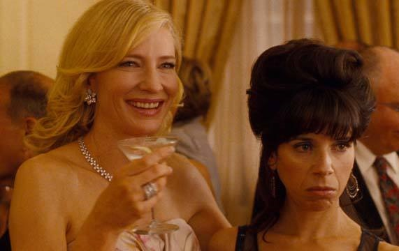 Oh look! Two fascinating female characters played by extremely talented women in Blue Jasmine.