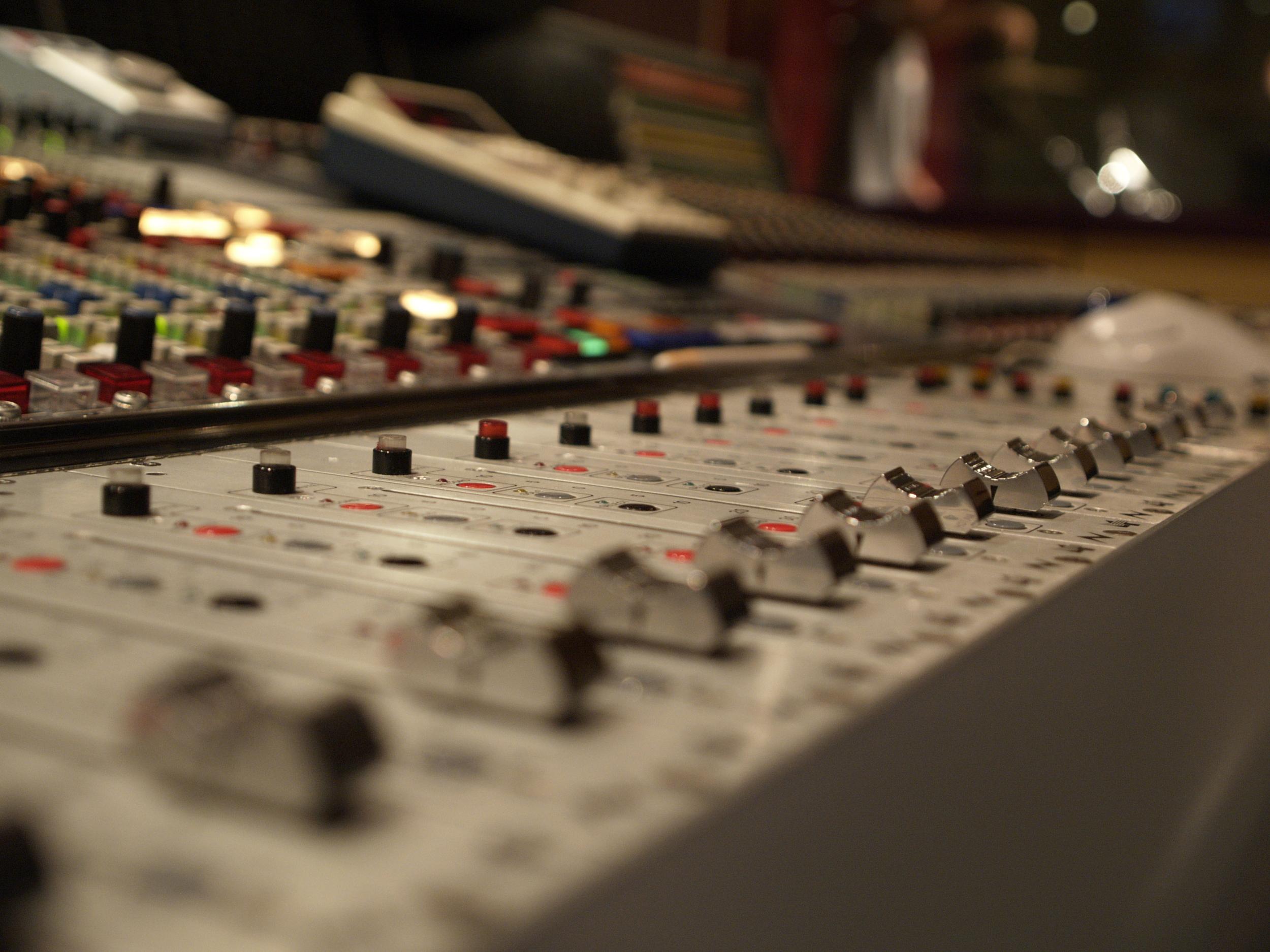 Mixerboard