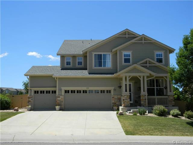 Great home backing to open space in Highlands Ranch