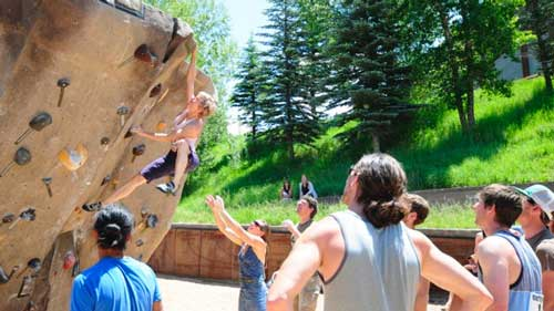 Photo courtesy of  Teton Boulder Project .