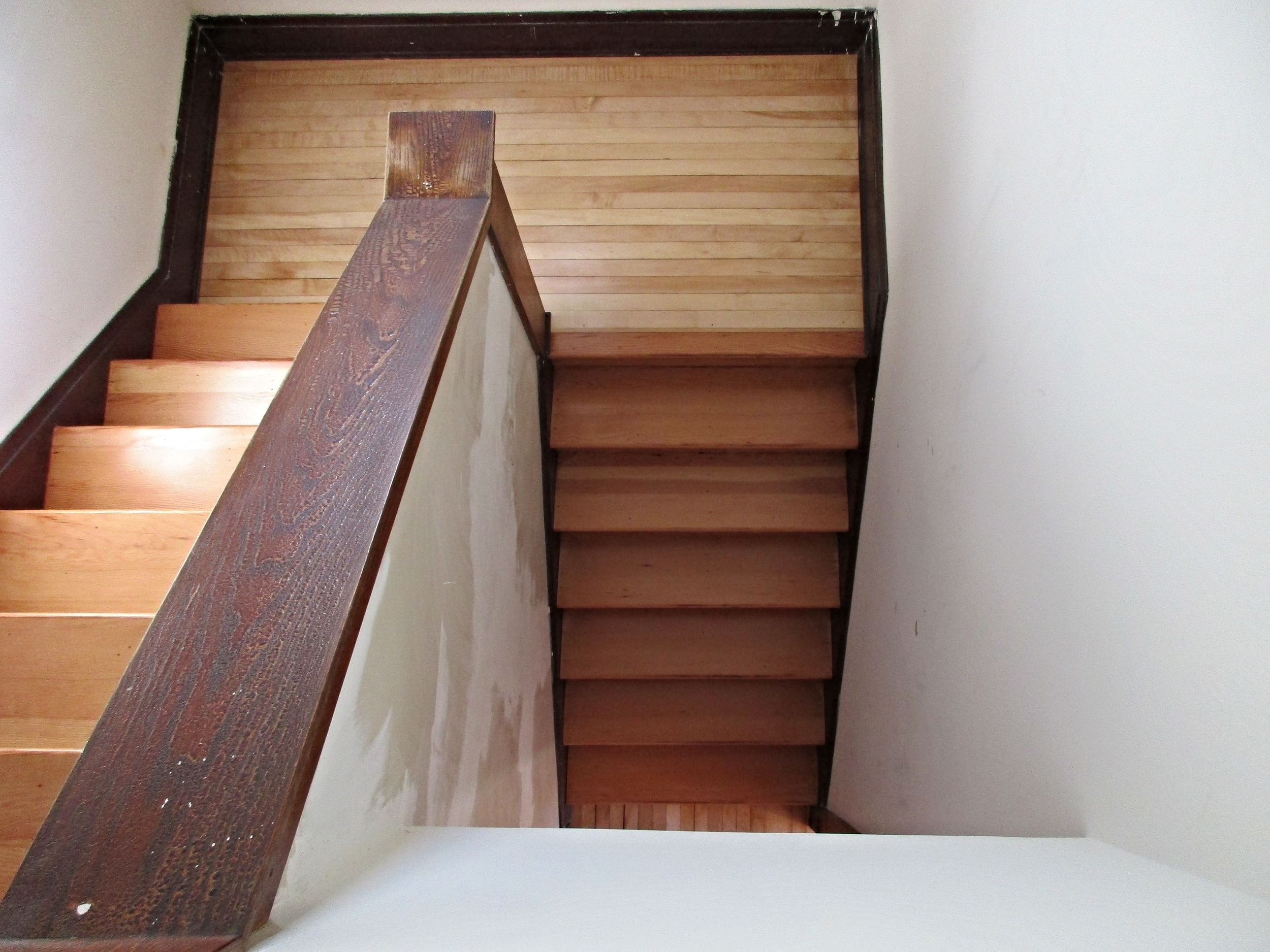 Fir Staircase