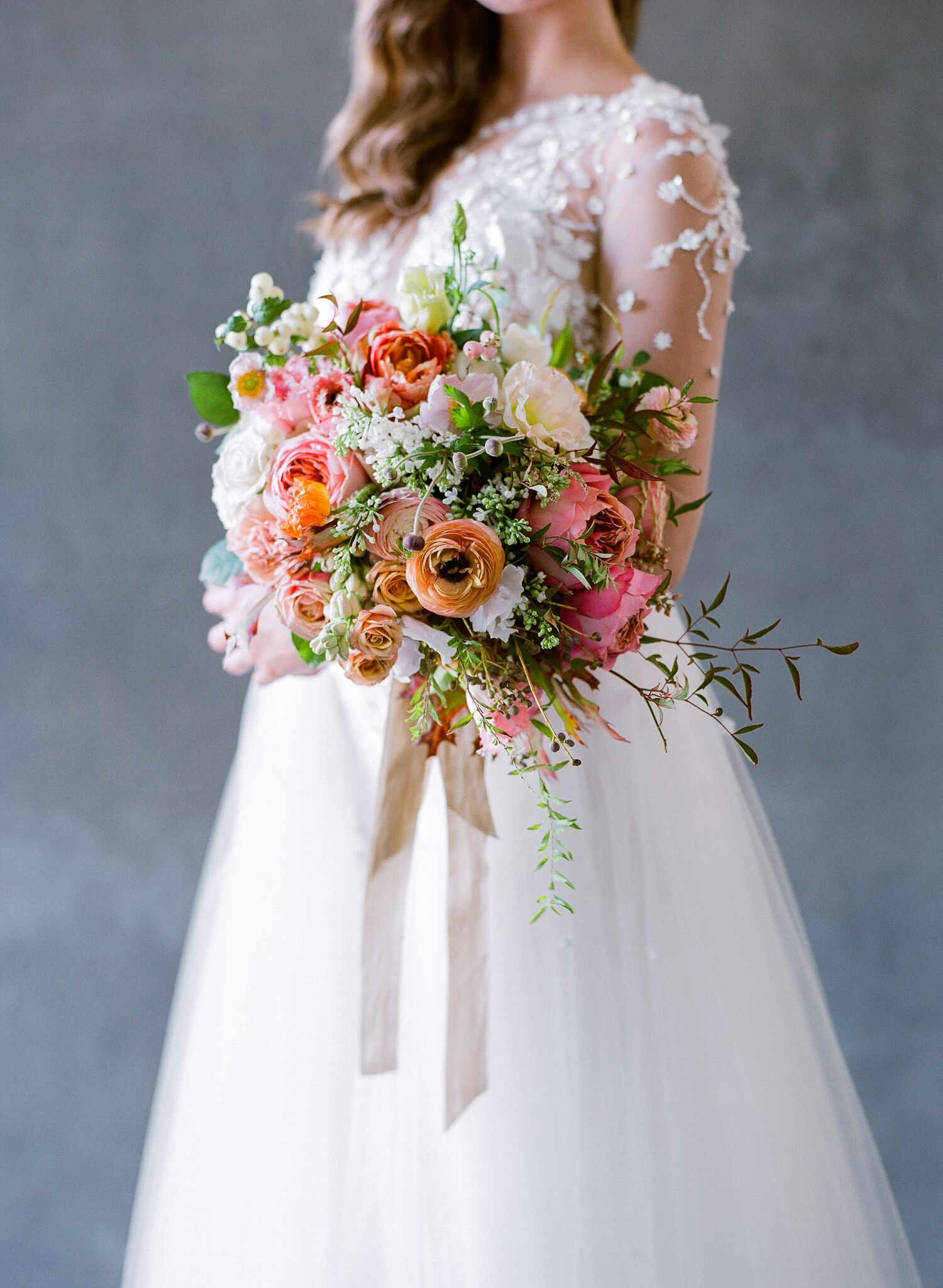 bouquet by BLOOMS by breesa lee for the Tulipina Workshop  photo by Jose Villa