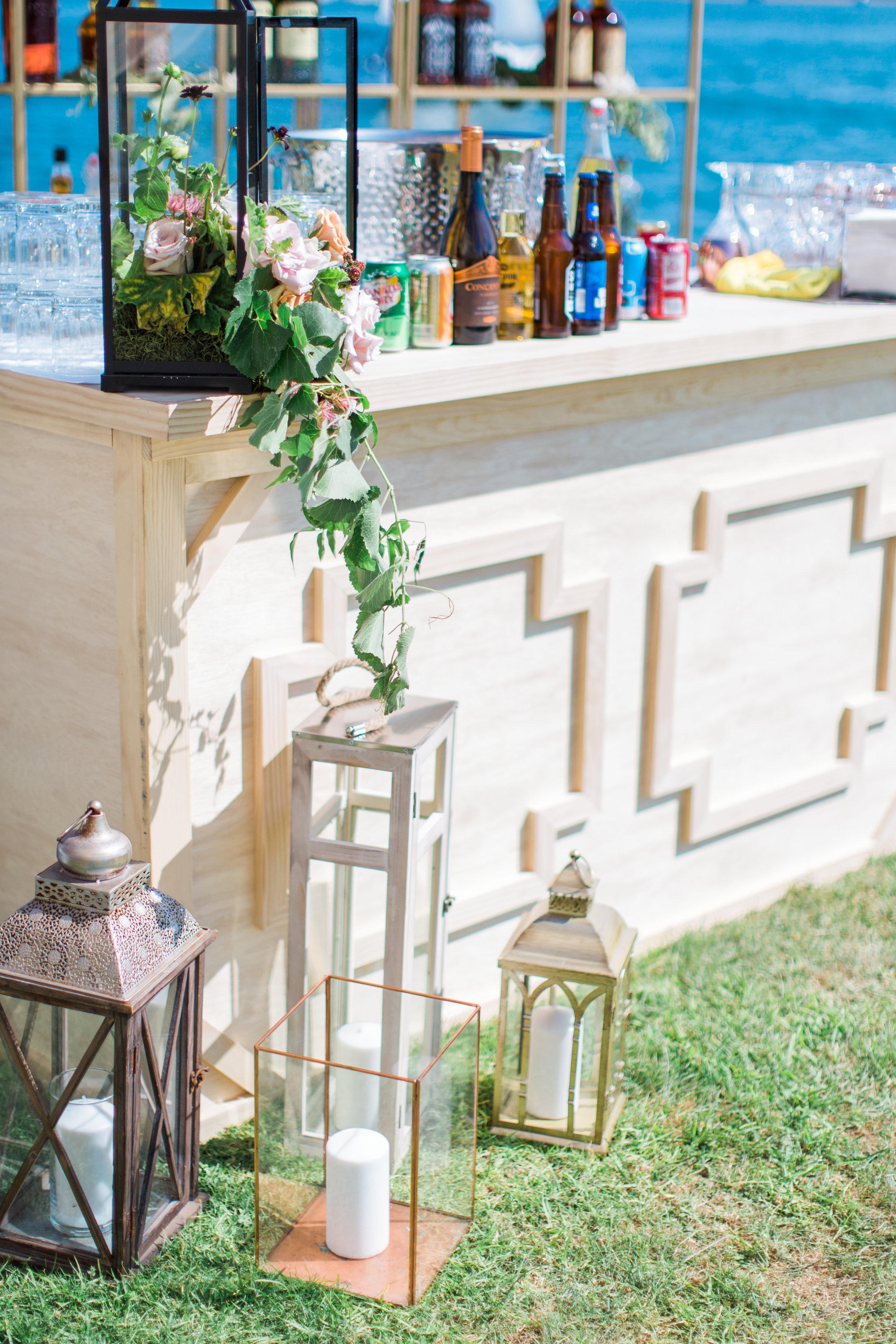 TBD San Diego custom bar