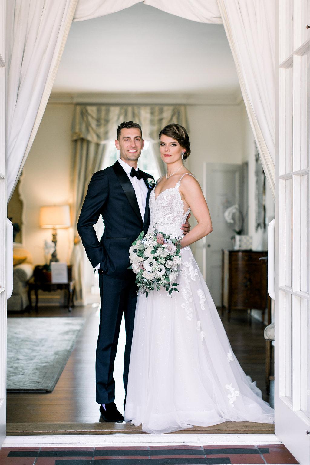 Sarah and Jason, Darlington House