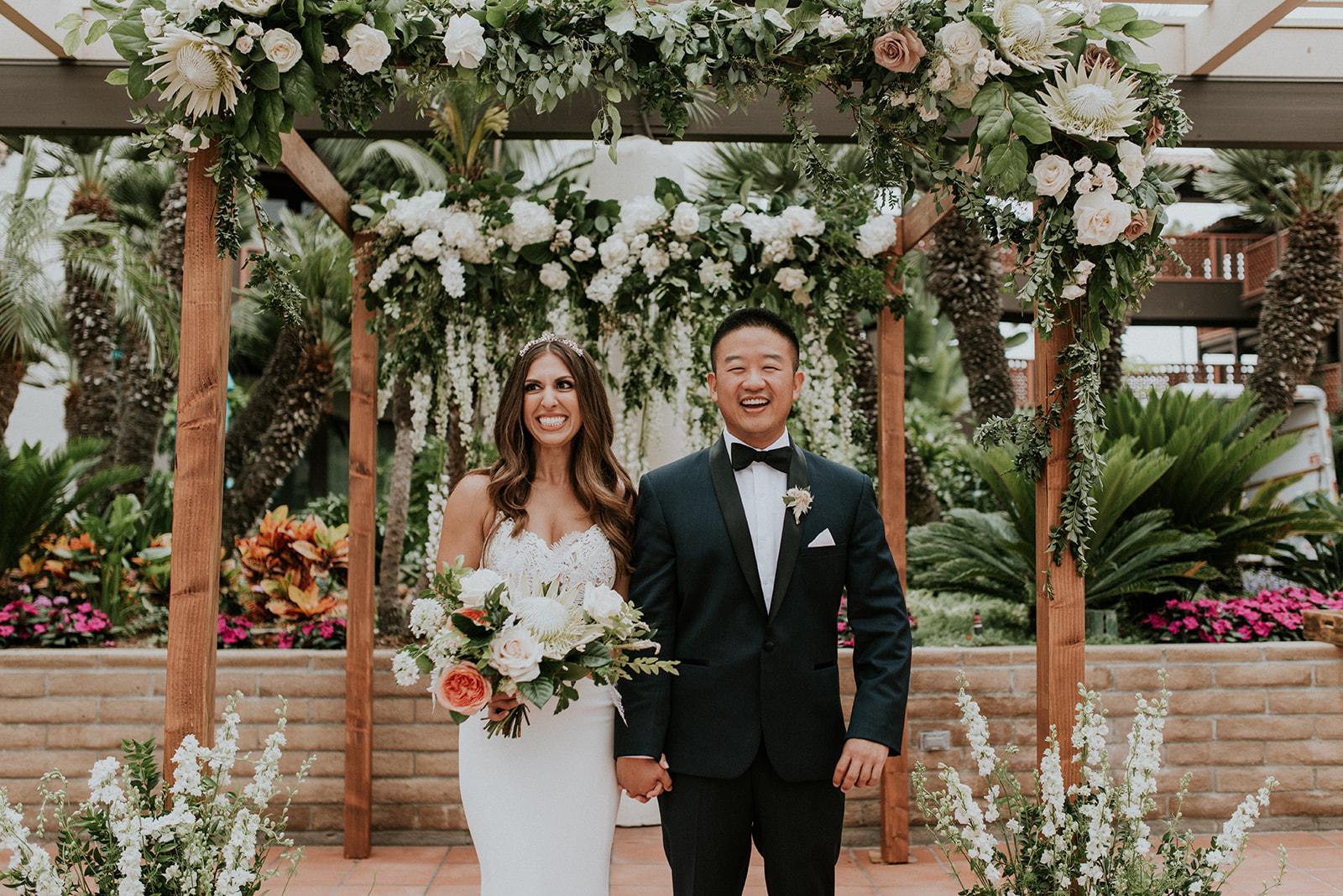 Colette and Brian, La Jolla Wedding