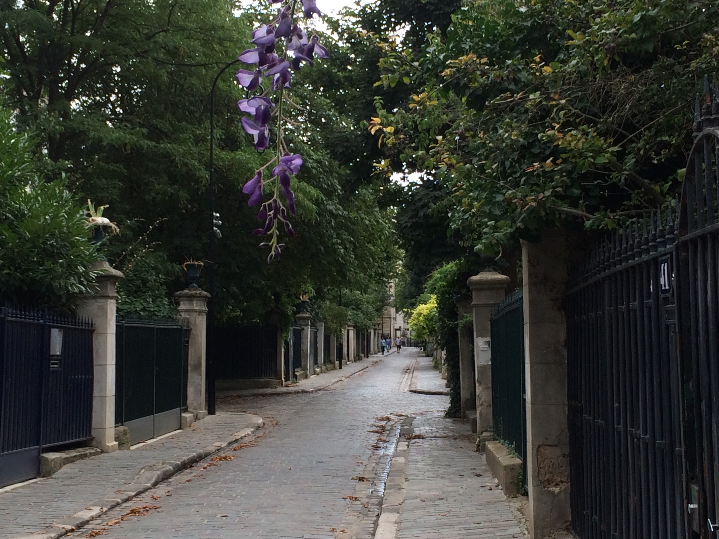 Cité des Fleurs