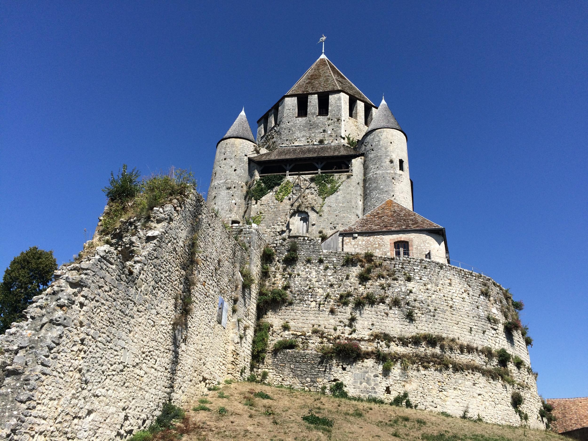 Tour César in Provins