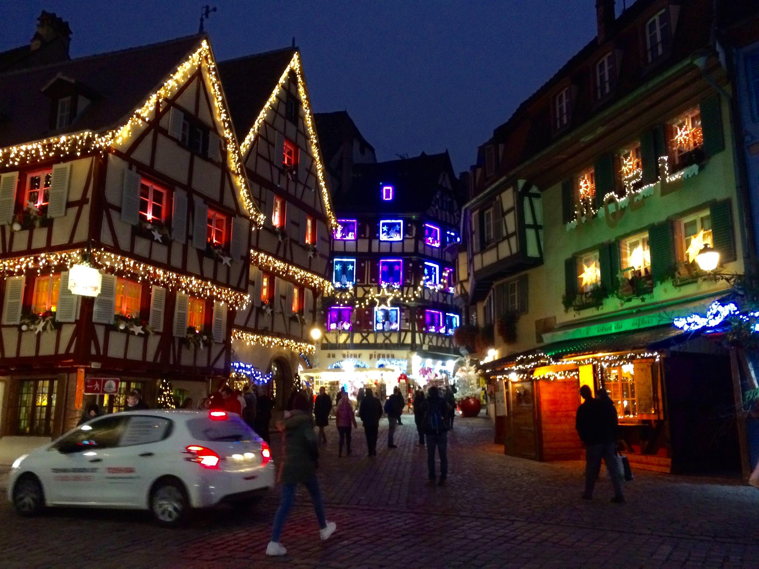 Colmar Christmas Lights