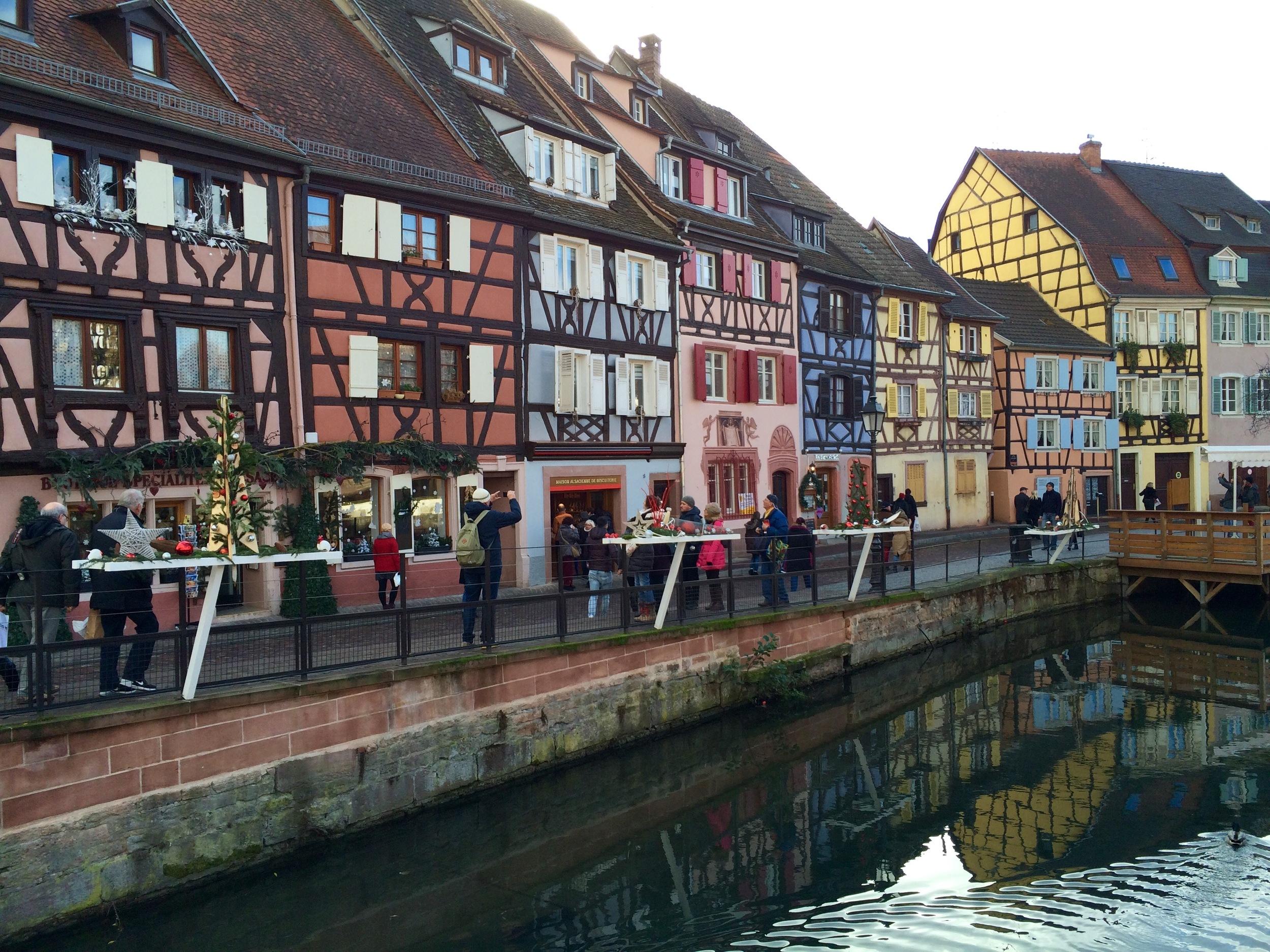 Petite Venise - Colmar, France