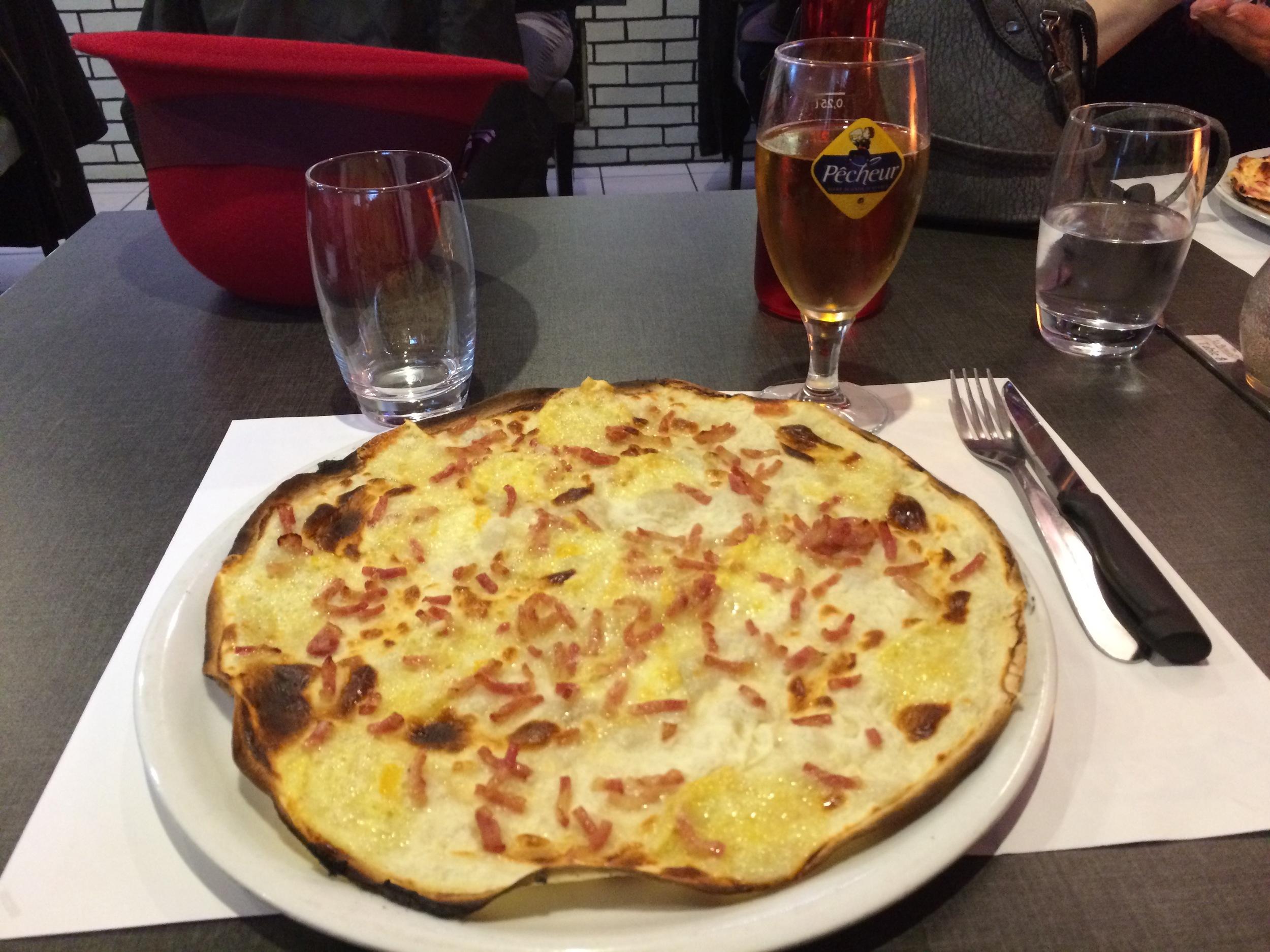 Lunch in Kaysersberg