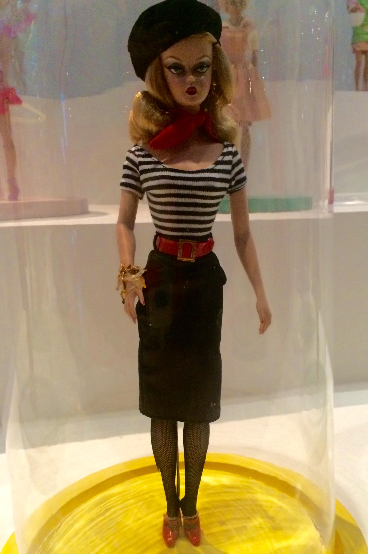 French Barbie.