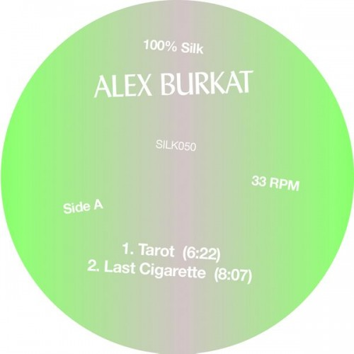 Alex Burkat - Tarot EP [100% Silk]