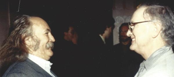 1991 Bill Graham Award Reception