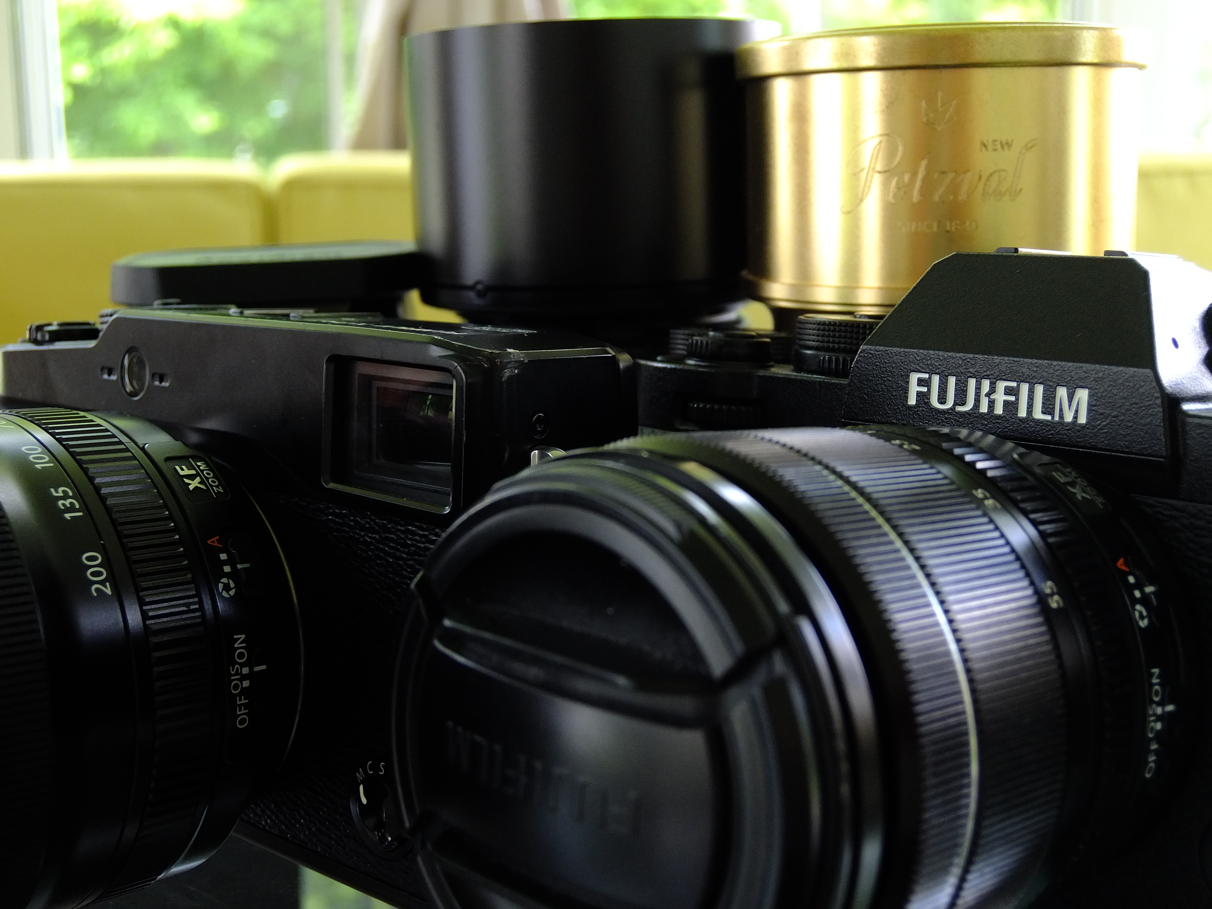 Fuji X series equipment, plus some specialty lenses. Wedding Photography, Albany and Saratoga, NY
