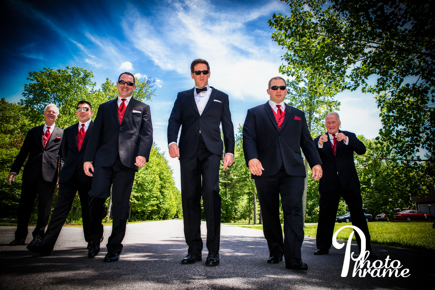 James Bond and his posse, Photo Phrame Photography, Saratoga, NY