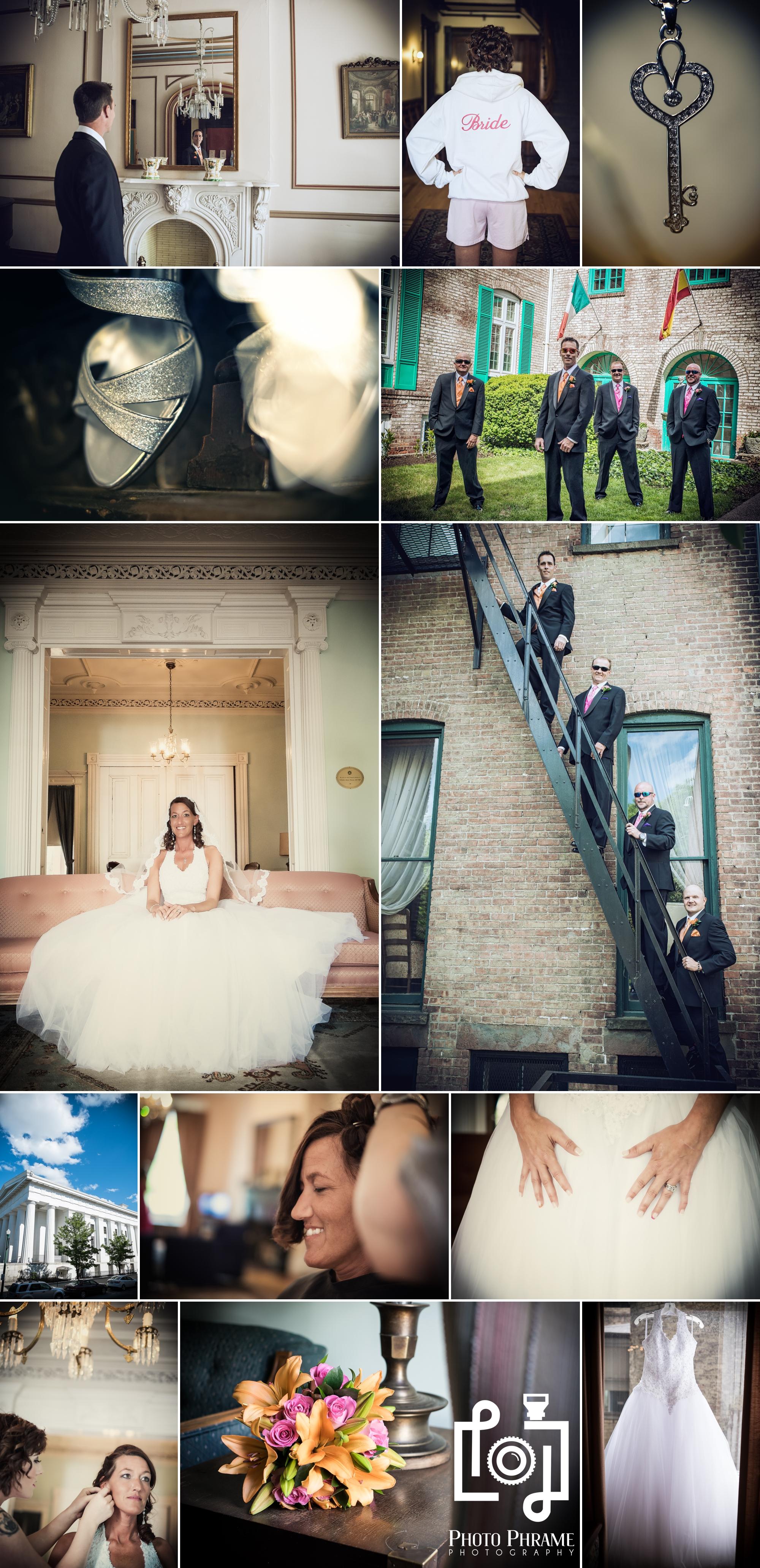 Albany, Schenectady Troy Wedding Photography