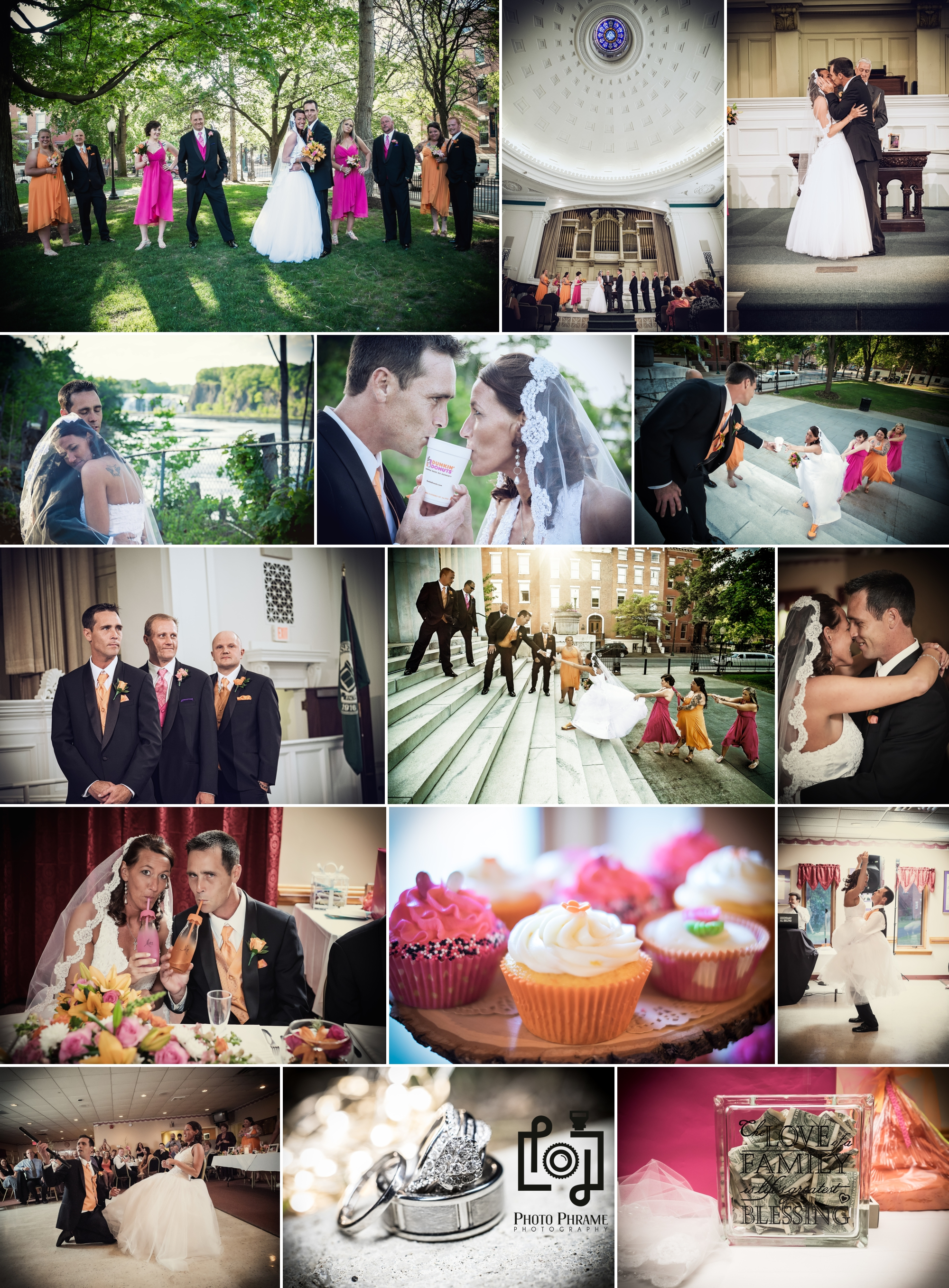 Albany Schenectady Troy Affordable Wedding Photography