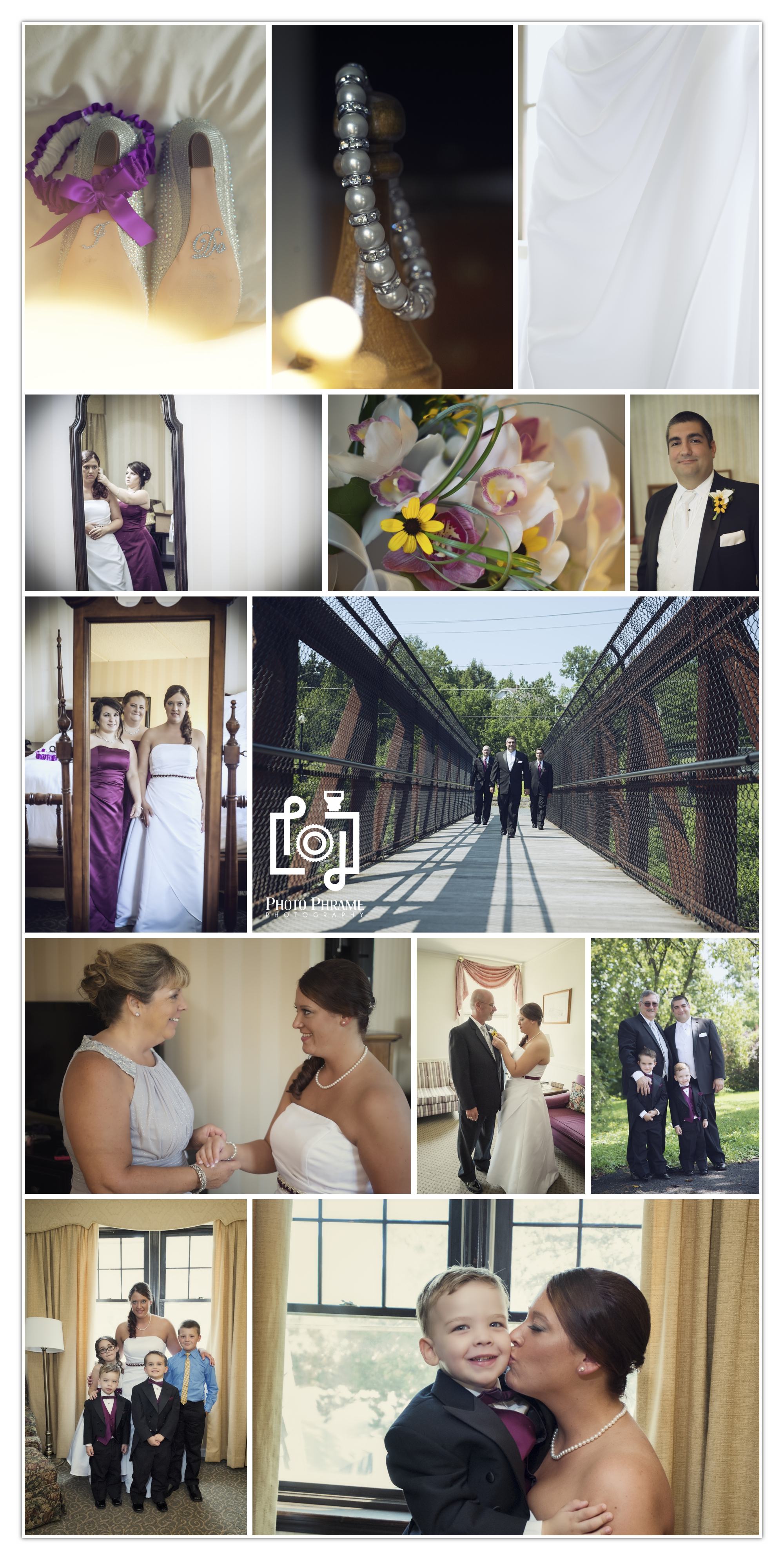 Century House Wedding Photography