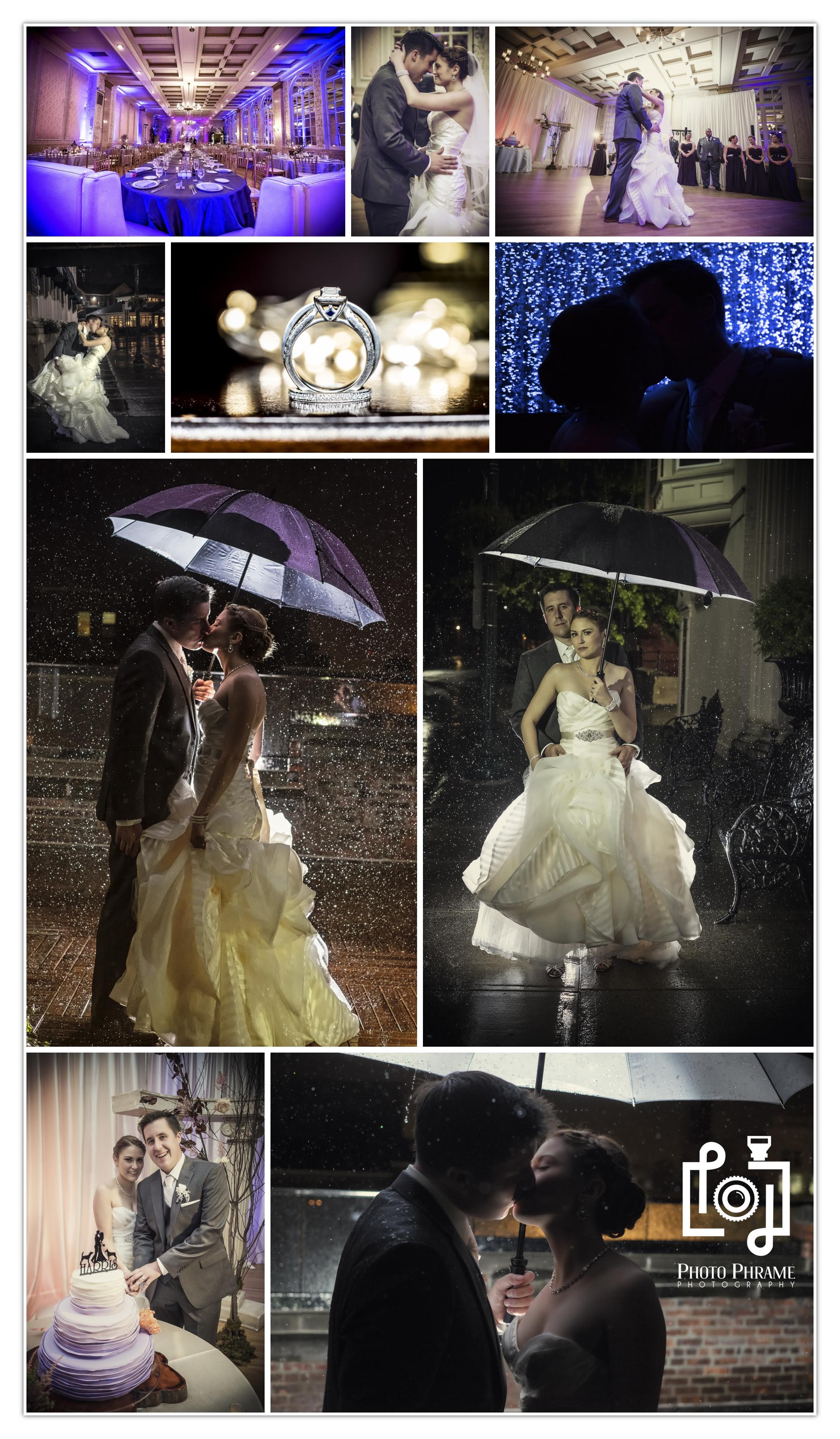 Epic Franklin Plaza Wedding Photography, Troy, NY