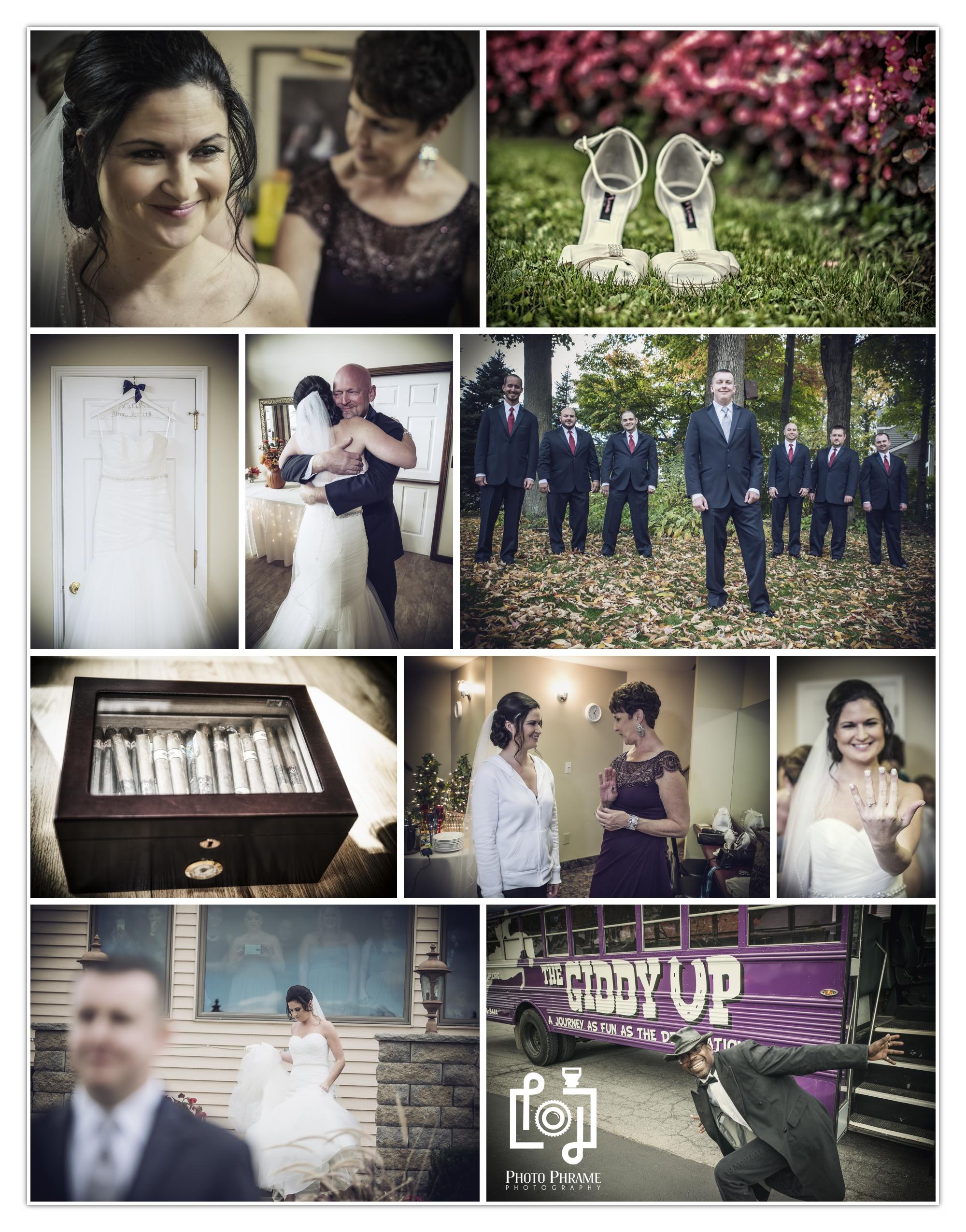 Fairways of Halfmoon  Wedding Photography