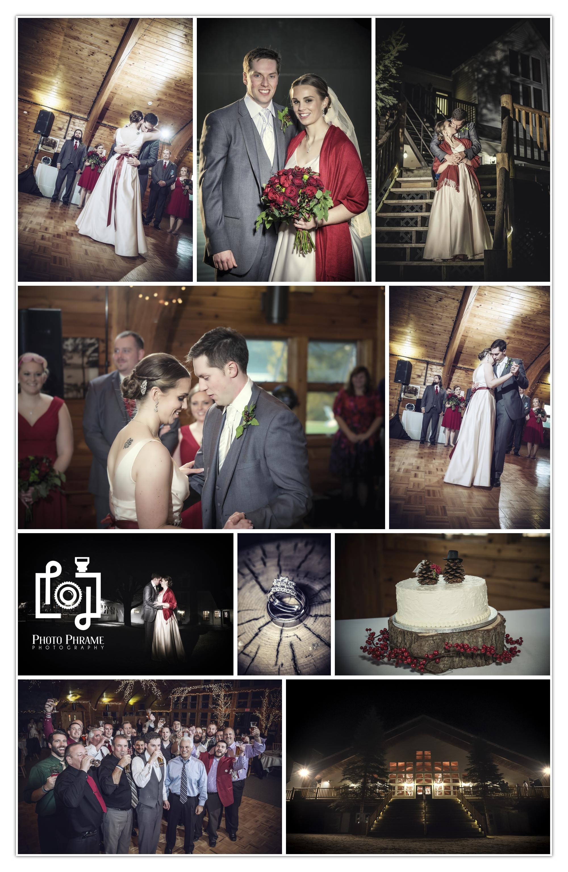Epic Winter Wedding