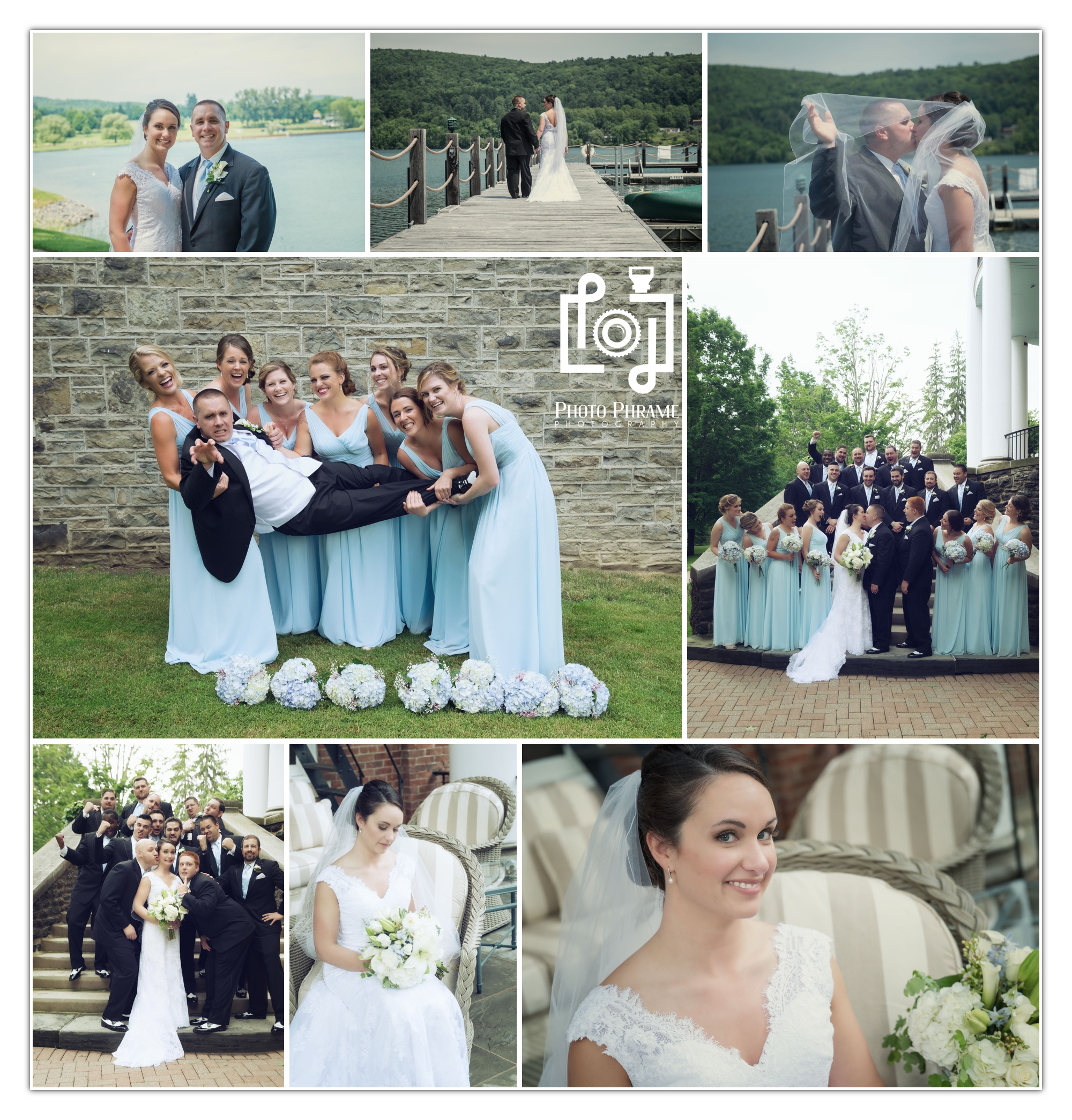 Photo Phrame Photography, Cooperstown Wedding