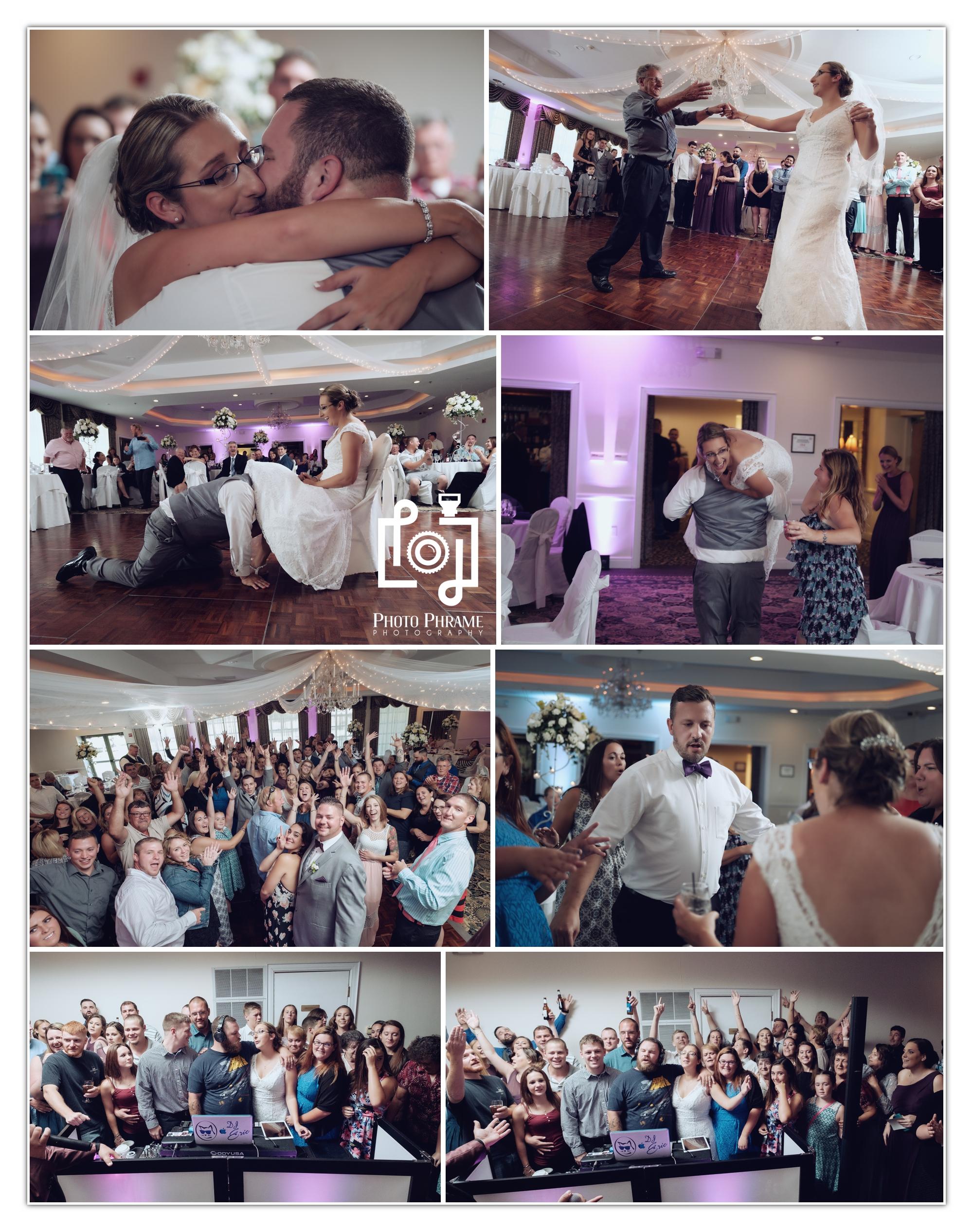 Epic Wedding Reception