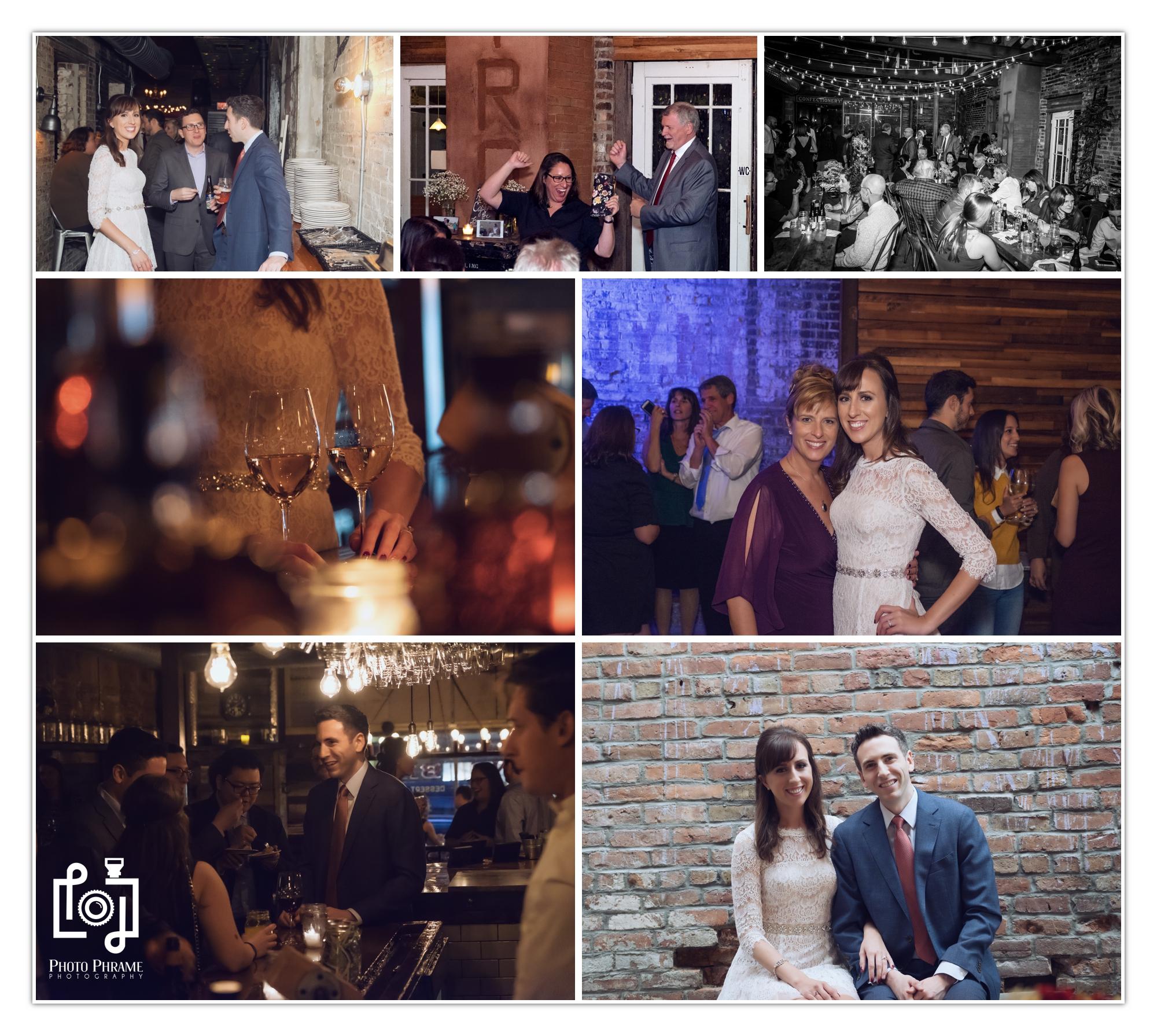Troy Wedding Reception