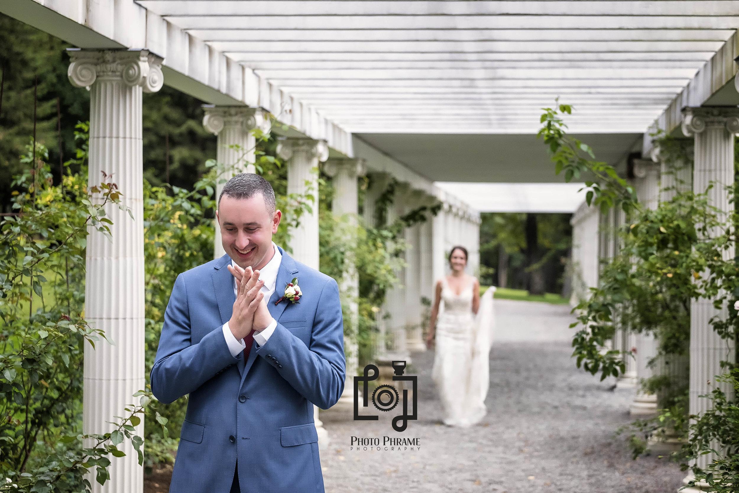Yaddo Gardens Wedding, Saratoga, NY