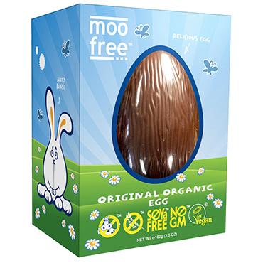 Moo Free Original Easter Egg