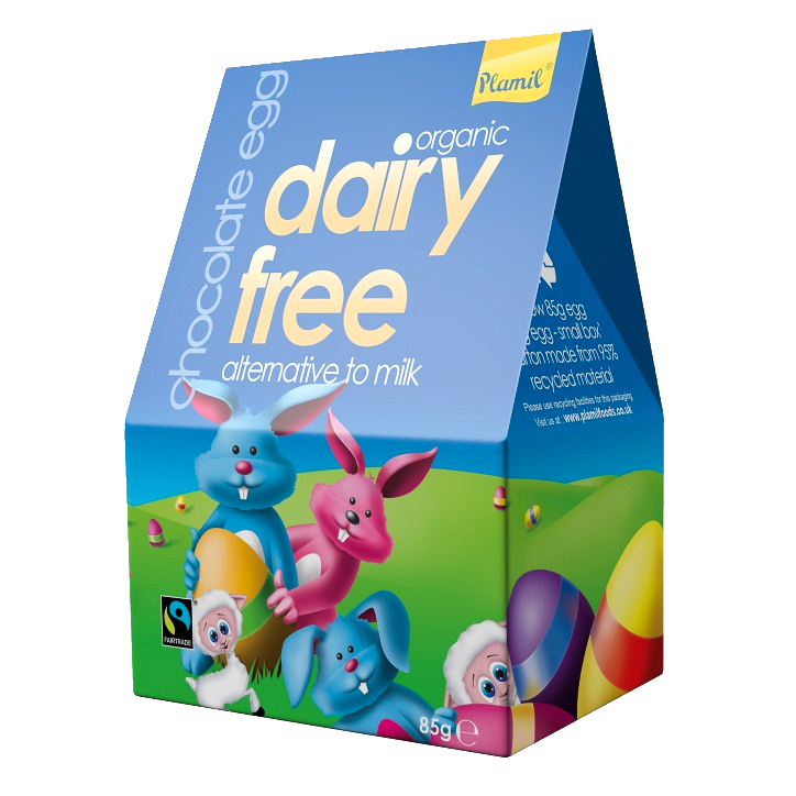Plamil Dairy Free Easter Egg