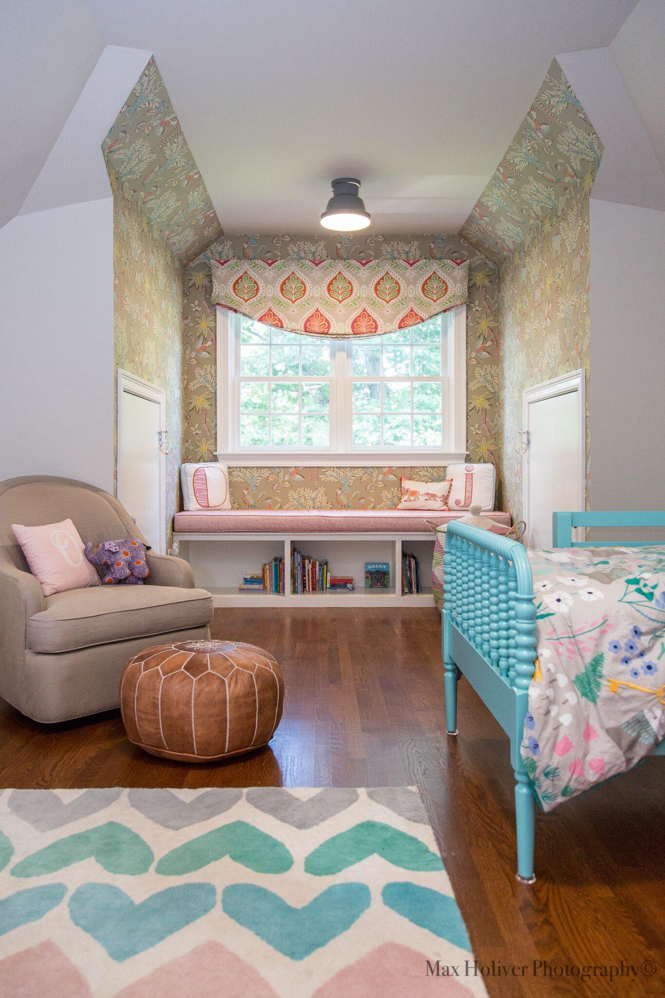 Children's Room Design And Renovation