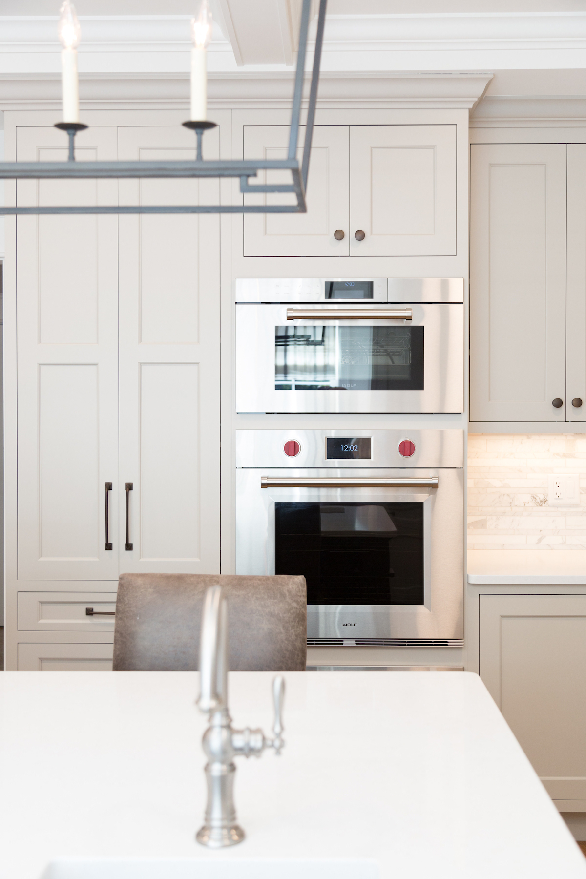 Kitchen Lighting, Sinks, and Windows