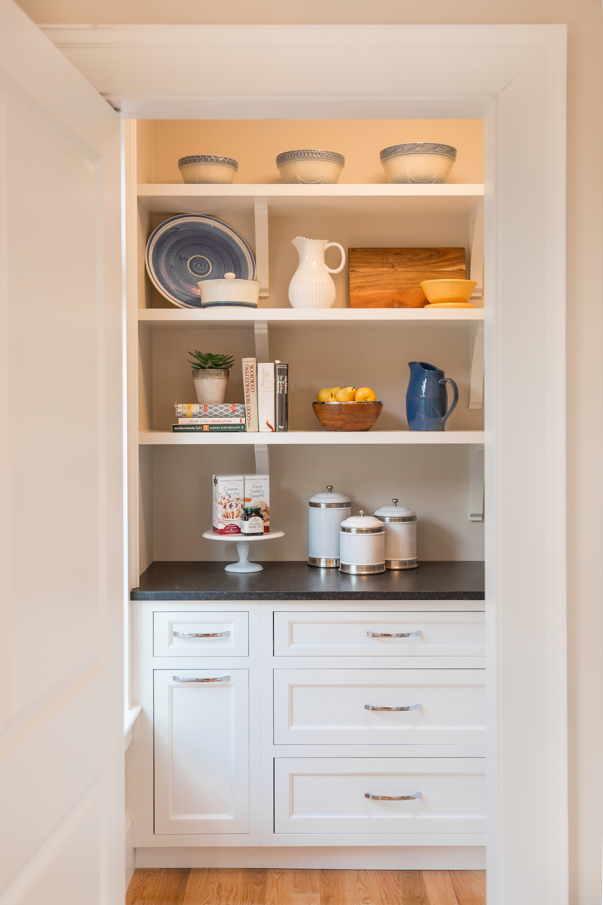 Matching Pantry In Winchester Home